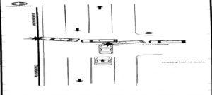 Police Diagram - DWI Crash