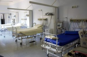 Hospital After Car Accident