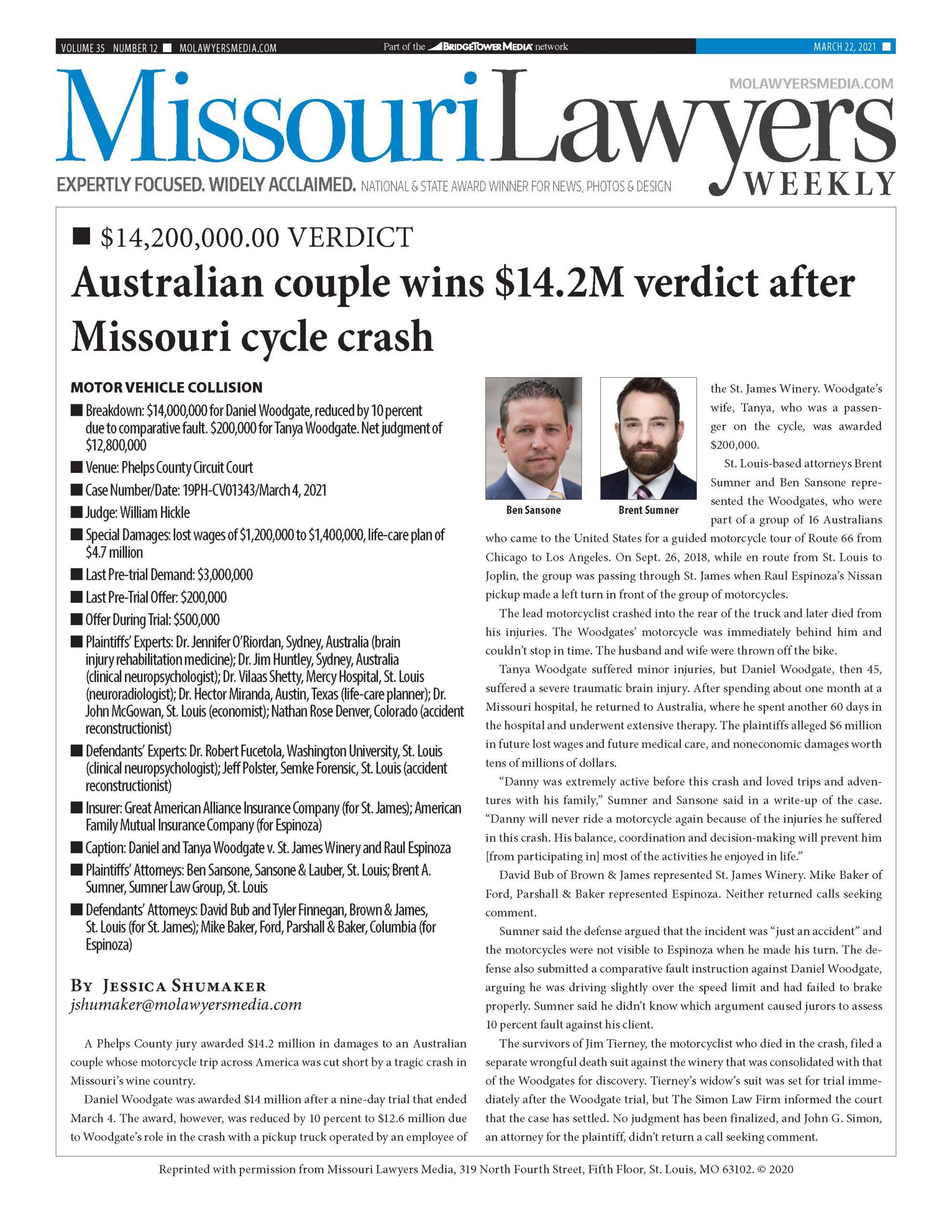 best Missouri lawyers